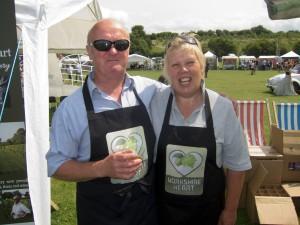 Mr & Mrs Yorkshire Heart