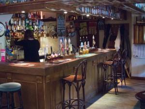 Scarbro cellars bar