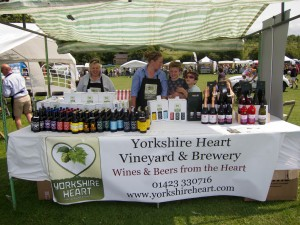 Yorkshire Heart Stall