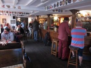 Royal Oak bar