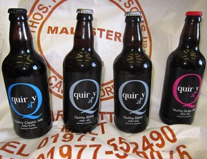 Quirky bottles