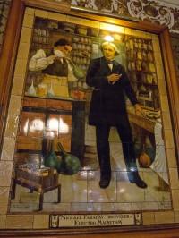 Cafe Royal Faraday