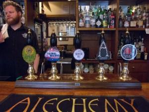 Stockbridge tap bar