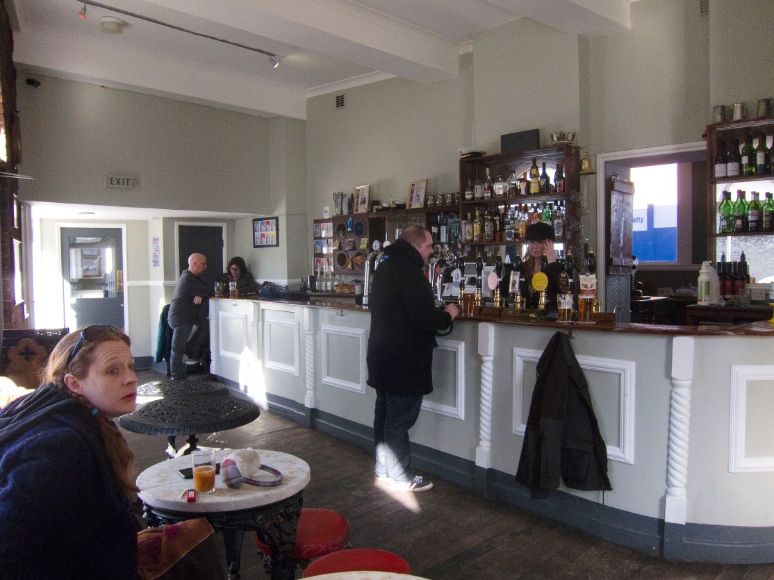 Baltic Fleet inside