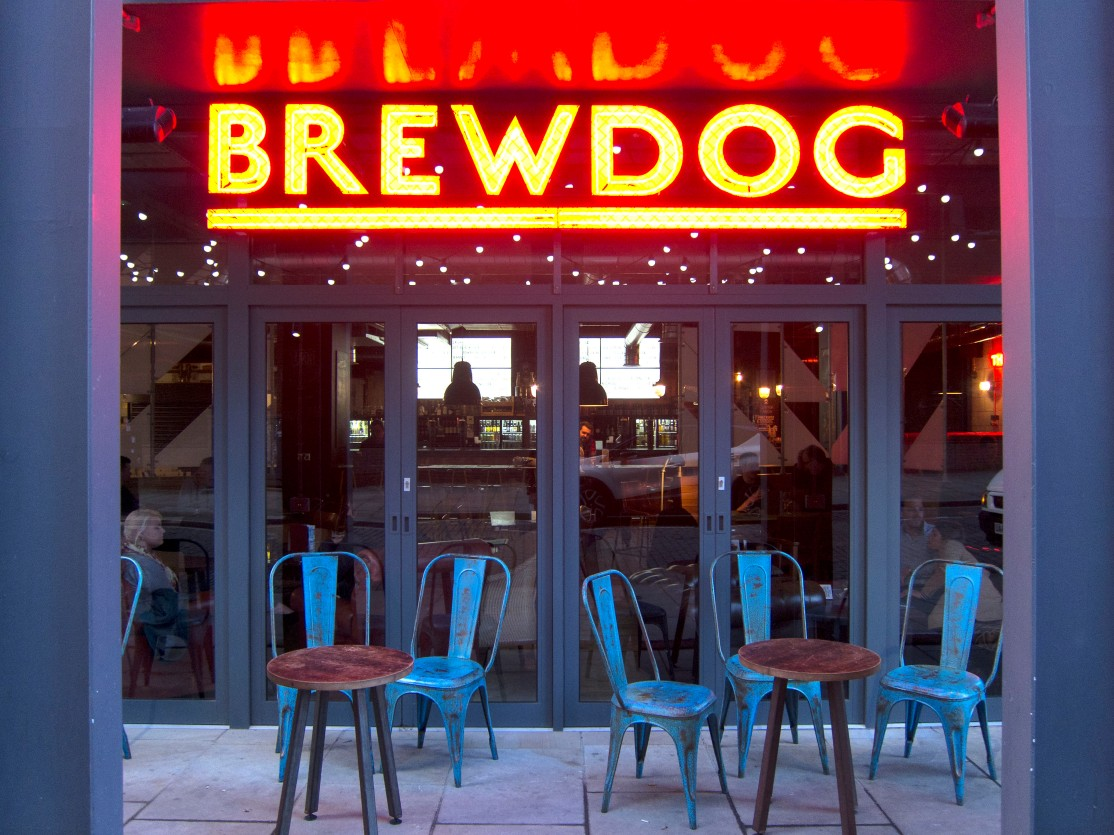 Brewdog Liverpool