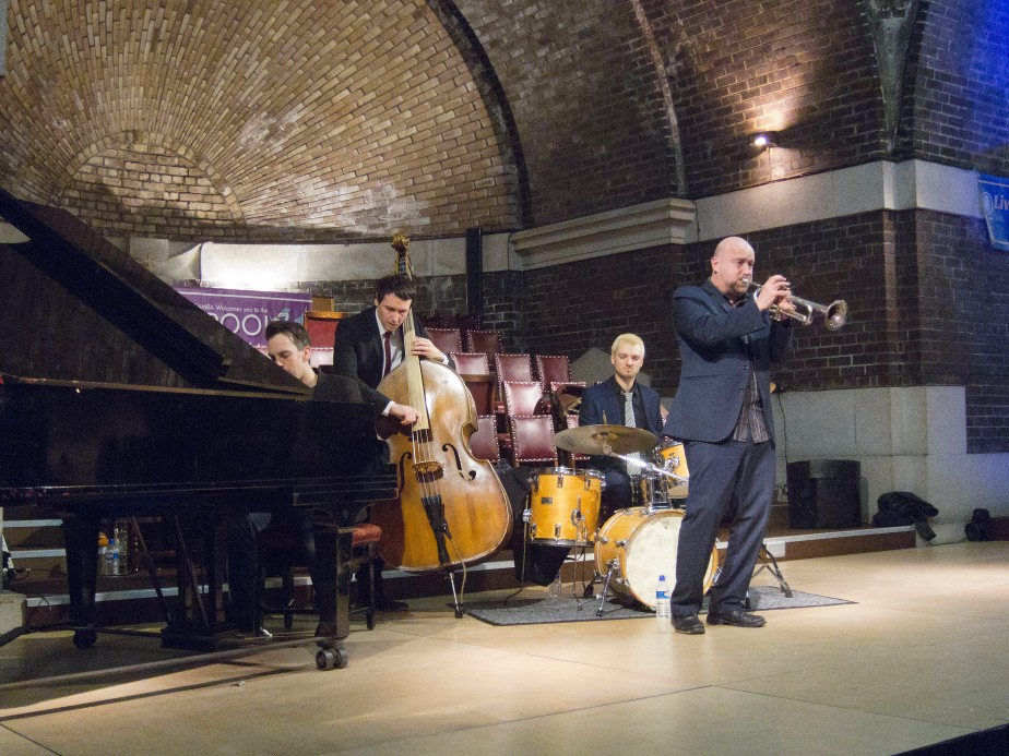 Liverpool CAMRA jazz band