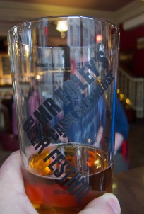 Mr Foleys glass