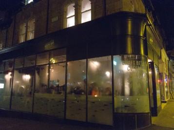 North Bar exterior