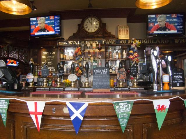 Willowbank bar