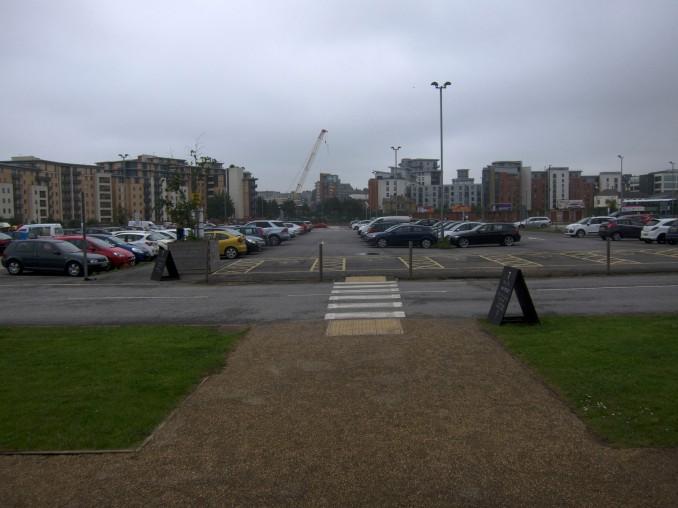 RVM car park