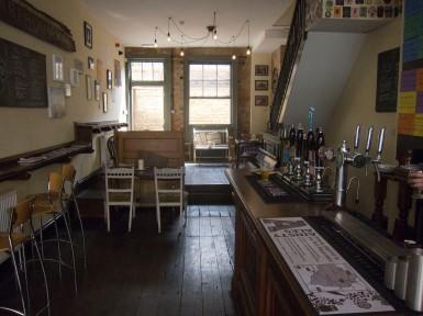 Wapentake main bar