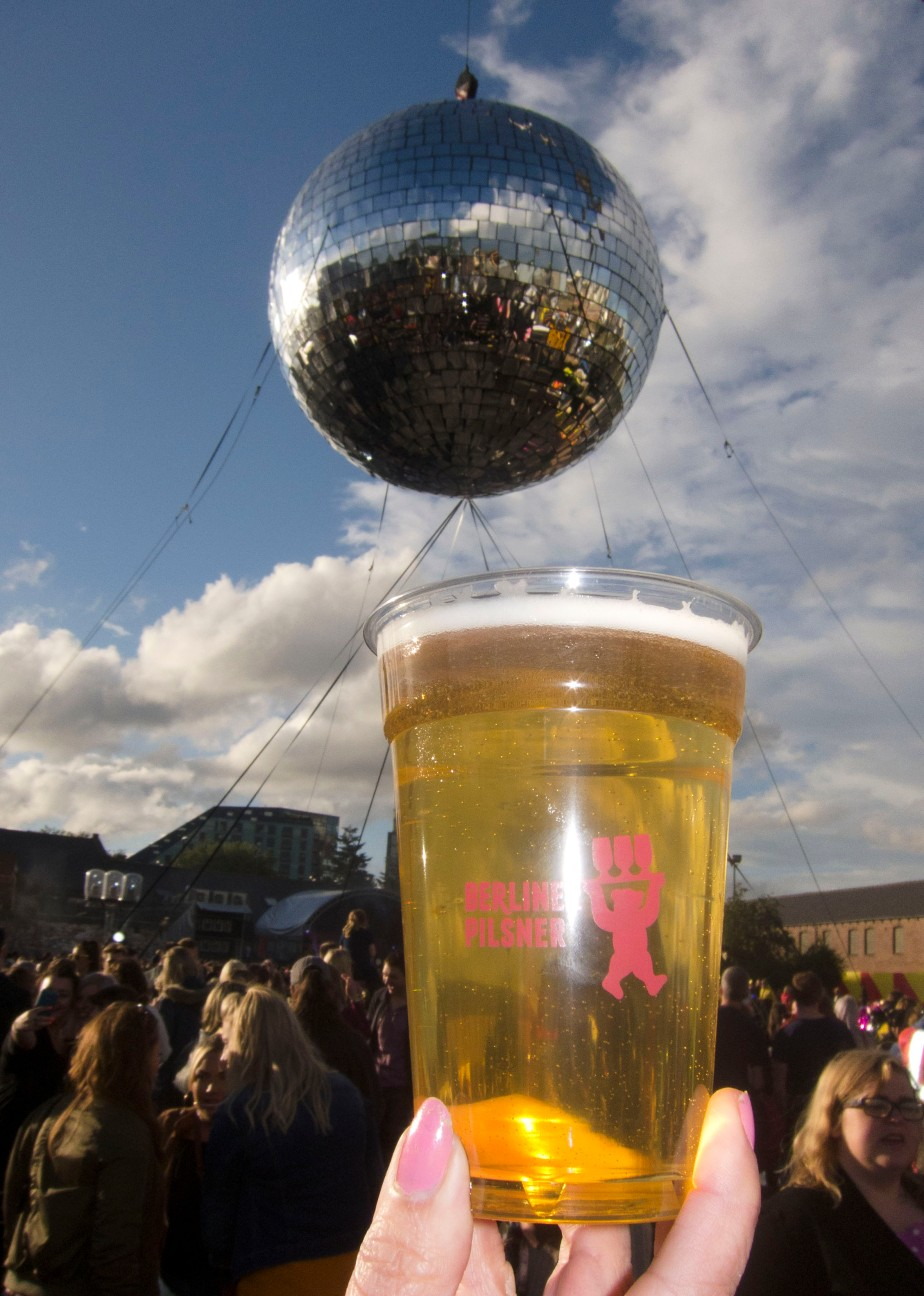 Big Disco beer