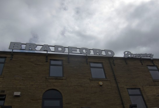 Bradford sign