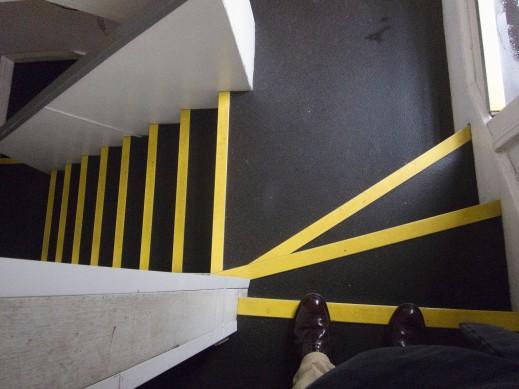 Bradford steps