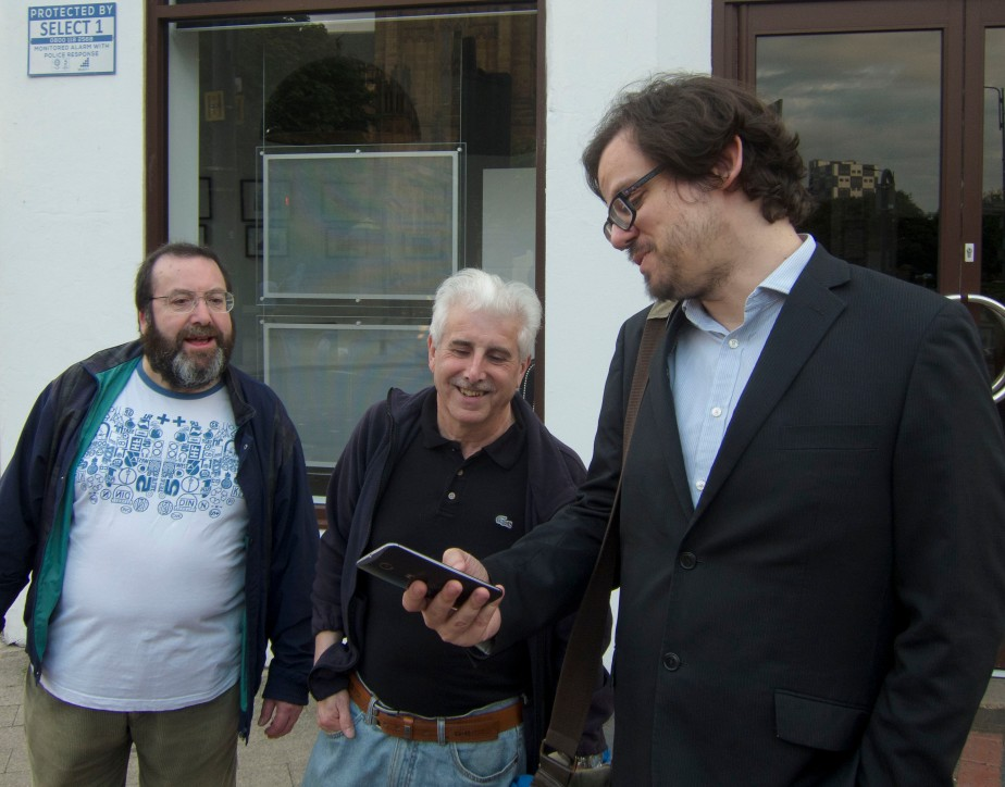 Phil, Keith & Paul