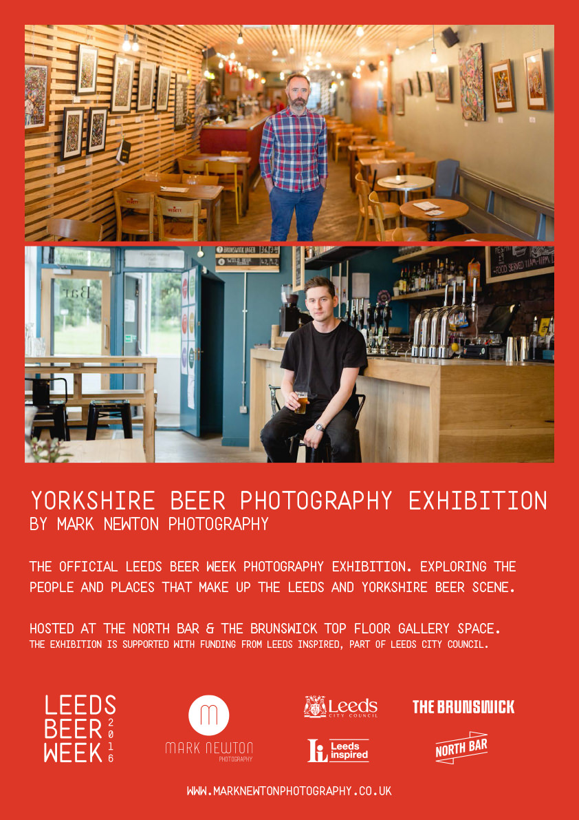Beer Photography Exhibition Poster Low Res
