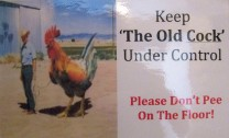 old-cock-poster
