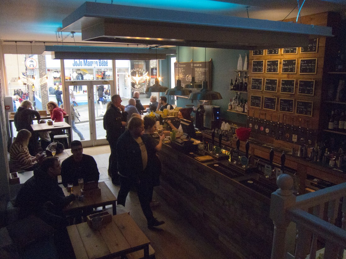 Starling bar