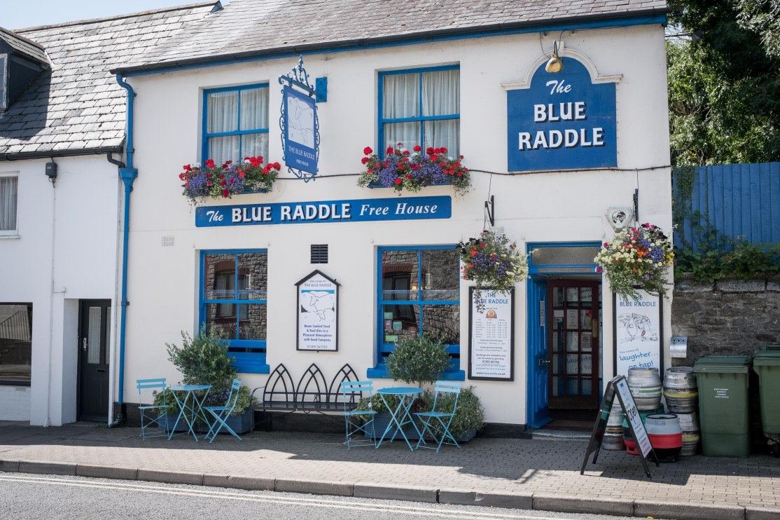 The Blue Raddle-4