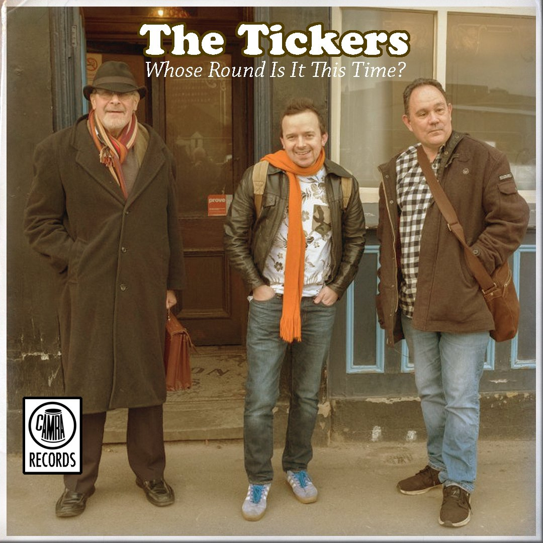 An album by the hardly known prog/folk/rock/metal group The Tickers feat. Roger Protz, Simon Everett and Martin Taylor. Recorded live at The Fat Cat, Kelham Island, Sheffield on Tuesday 6th December 2017