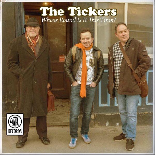 The Tickers Album Cover