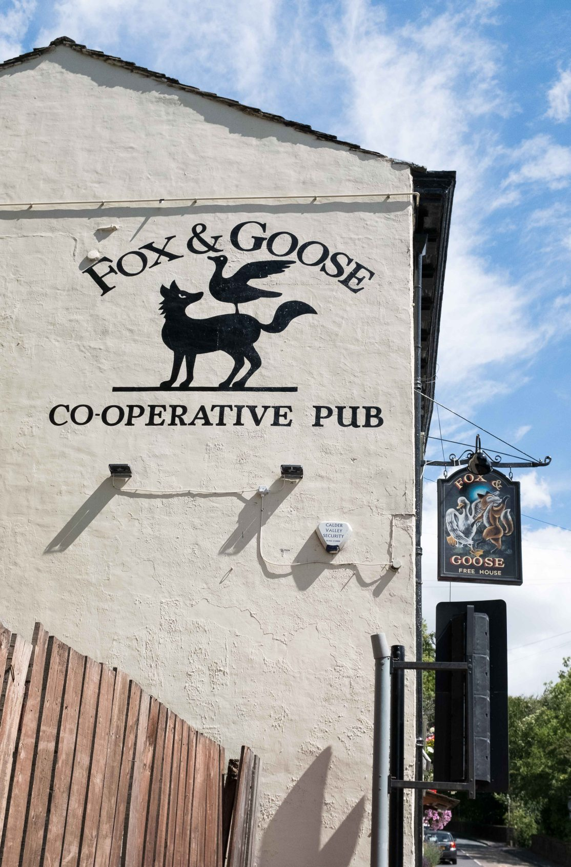 Fox & Goose-1