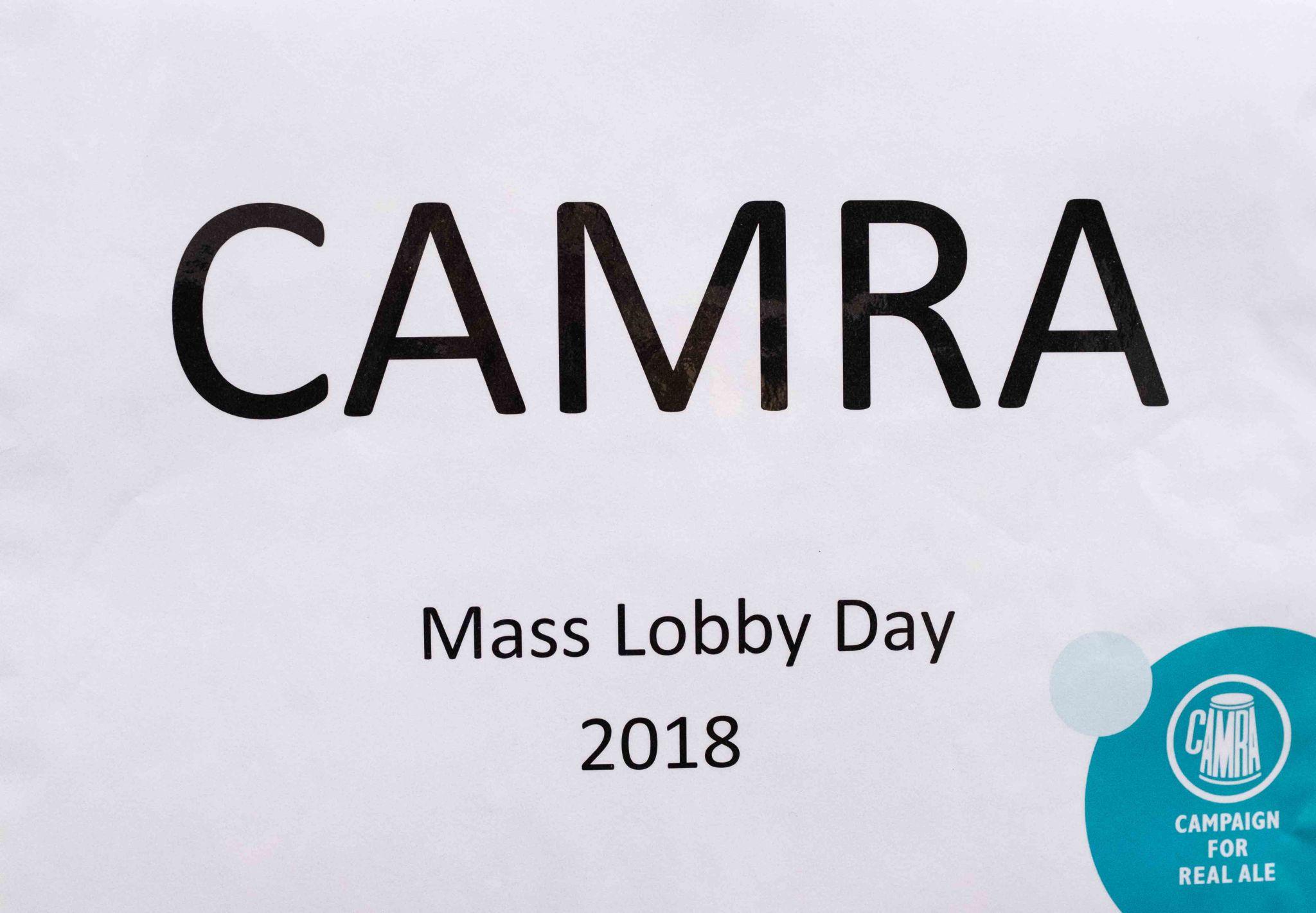 CAMRA Mass Lobby Day-7